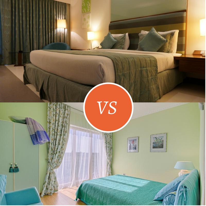 Airbnb vs. hotelería, ¿qué prefiere el consumidor?