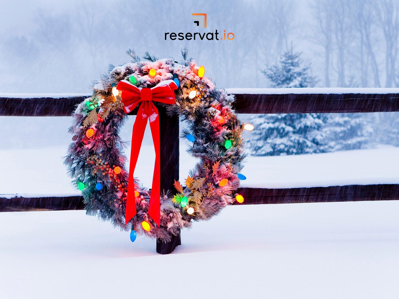 Feliz Navidad a todos nuestros amigos hoteleros.
