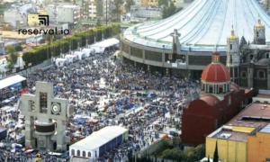 Millones de fieles visitan la Basílica anualmente